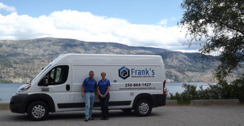Frank's Renovation Services Ltd. (250)864-1427